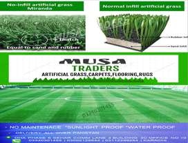 ARTIFICIAL GRASS LOWEST RATES BY MUSA TRADERS