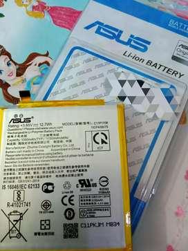 Baterai asus Zenfone 5 100%