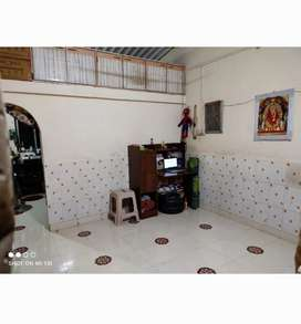 1RK CHAWL ROOM FOR SALE @GHANSOLI GAON