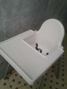 Baby Chair Ikea Mulus Pemakaian 1 Tahunan