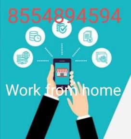 E-book typing work payment weekly basis part time or full time job