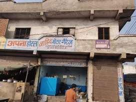 Shop in transport nagar bhanpuri