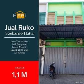 Ruko Lokasi Bagus Soekarno Hatta Semarang Pedurungan