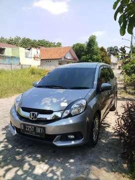 Dijual Honda Mobilio ECVT 2016