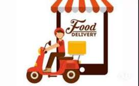 urgent required delivery boy on 31-12-2019 for food delivery