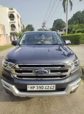 Ford Endeavour 2.2 Trend AT 4X2, 2016, Diesel