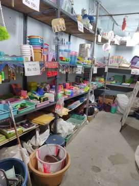 China Bazar for sale (only adda with materials)