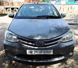 Toyota Etios Liva 1.4 GD, 2013, Petrol
