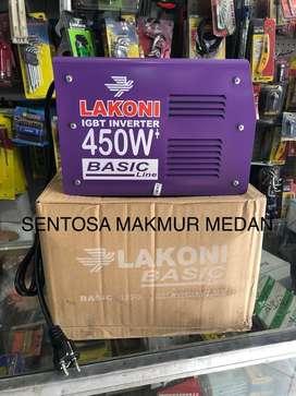 MESIN TRAFO LAS LAKONI 450W