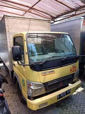 Dijual truk box mitsubishi colt diesel