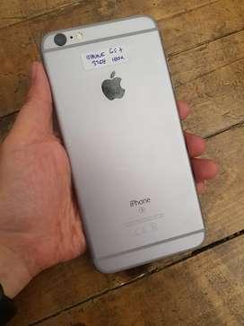 Iphone 6S Plus 32Gb Bekas garansi resmi Ibox Lengkap & Mulus
