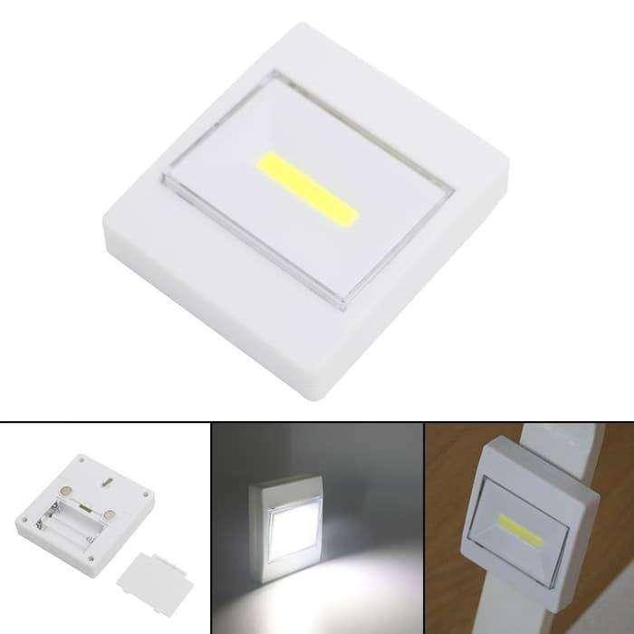 Lampu Tempel Emergency - Switch Light - SUNPRO COB LED 10 Watt 0