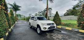 Mitsubishi Pajero Sport Exceed 2013 Putih