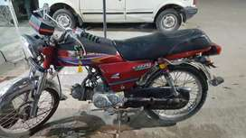 Iam selling my bike model 2009