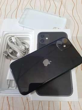 jual iphone 11 128 ibox  mulus bisa tt hp andorid hrg 11.200