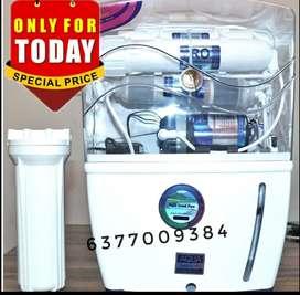 BRAND NEW RO WATER PURIFIER 1 YEAR WARRANTY FULLY AUTOMATIC GOPAL PU1Q
