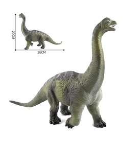 Action figure braciosaurus minitur toy dinosaurus jurassic park