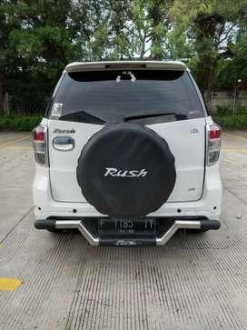 Toyota Rush S matic 2012