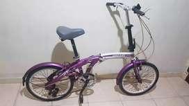 Sepeda lipat odessy uk20