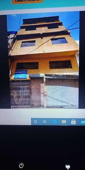 Shop in main Rafah-e-Aam Society Bazar for RENT