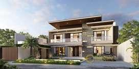 Jasa Arsitek Lombok Desain Rumah 543.5m2