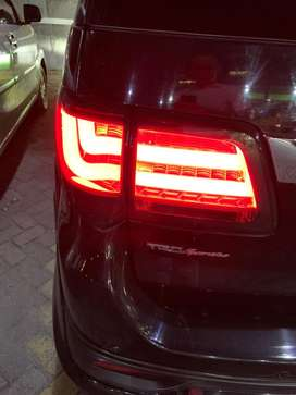 Stoplamp fortuner