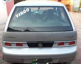 Suzuki cultus VXR 2003 model. Rawalapindi no. Exellent condition