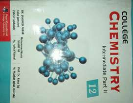 COLLEGE CHEMISTRY + AHAD CHEMISTRY INTERMEDIATE PART2