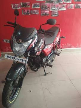 Good Condition Hero Glamour Dss with Warranty |  8319 Bangalore