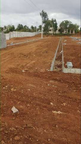 Plots for Sale in Near Tavarekere Magadi Road c Converted Plots for sa