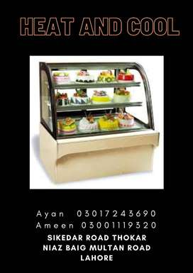 New Design Display Bakery Counter