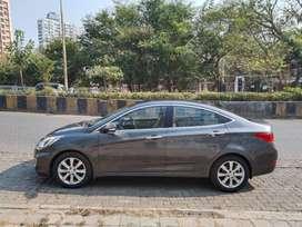 Hyundai Verna 2011-2014 1.6 SX CRDi (O), 2011, Diesel