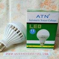 Lampu sensor ATn 8watt