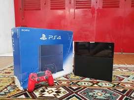 PS 4 Fat 500 GB