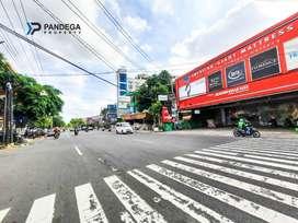 Tanah Cocok Usaha Lingkungann Ramai di Jamal Km.3 Tepi Jalan Raya
