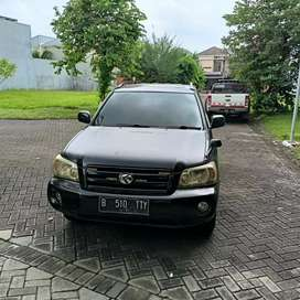 Toyota harrier kluger 2.4 S 2wd a/t 2005