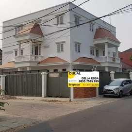 Jual Rumah Mewah & Kost di Kavling DKI Meruya Jakarta Barat. Murah!