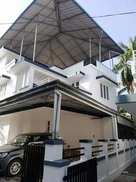 (family & ladeis bachilers) indipendant 3bhk house for rent  kakkanad