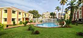 1bhk luxury apartment at nerul Goa