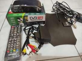 Set Top Box Visero DVB-T2 Terestial Free Antena