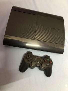 Sony Playstation 3 superslim 12 gb