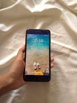 IPHONE 7+ PLUS JET BLACK 256 GB ORIGINAL IBOX