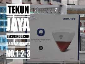 [Potongan Harga] Alarm Keamanan Siren Chuango