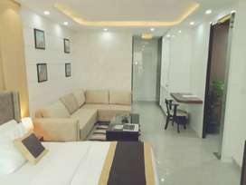 fully furnished convention studio apartment in dwarka sec 28 ,airport