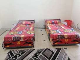 2  imported McQueen bed  for sale with mattress