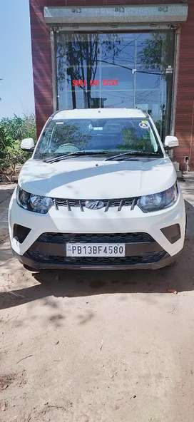 Mahindra KUV 100 k4+2019 Diesel Super condition  25344 KM