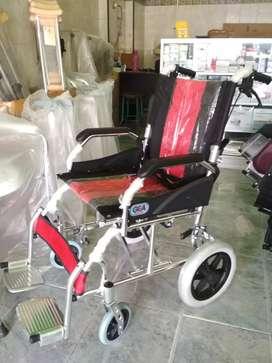 Kursi roda gea travelling alumunium