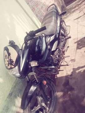 Koi problem nahi he bike me. Money prblm