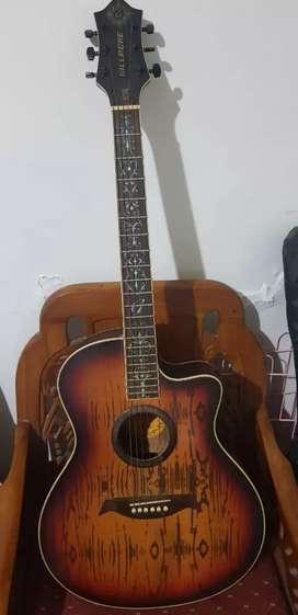 Dijual gitar Gilmore GA08