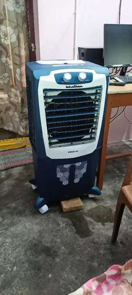 Khaitan 40L Air cooler just used only 10days 2years warranty